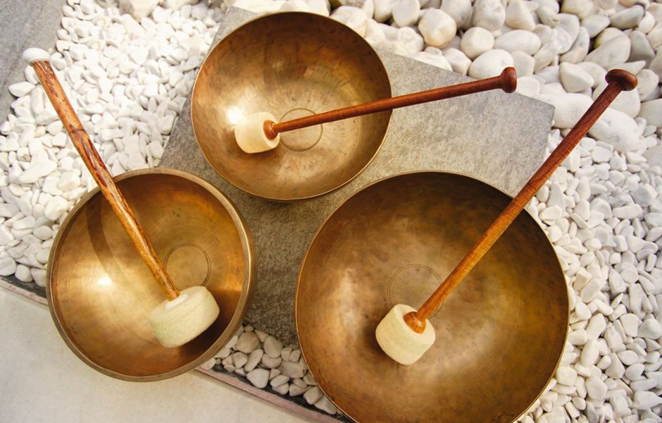 Die tibetanischen Klangschalen